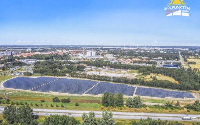 Ännu mer solenergi!
